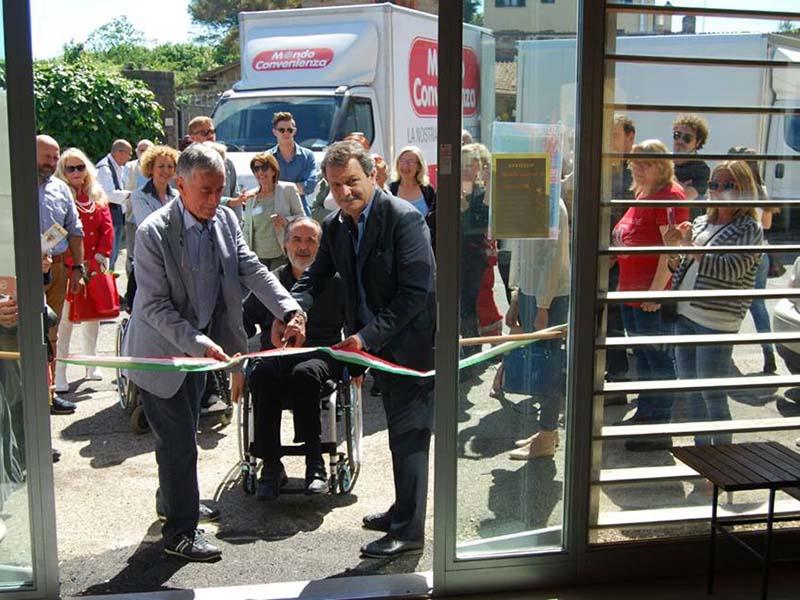 Manziana: inaugurato Centro sclerosi multipla territoriale