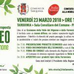 Progetto Ecomuseo della Valle del Mignone e della Farnesiana: il 23 marzo presentazione a Tarquinia