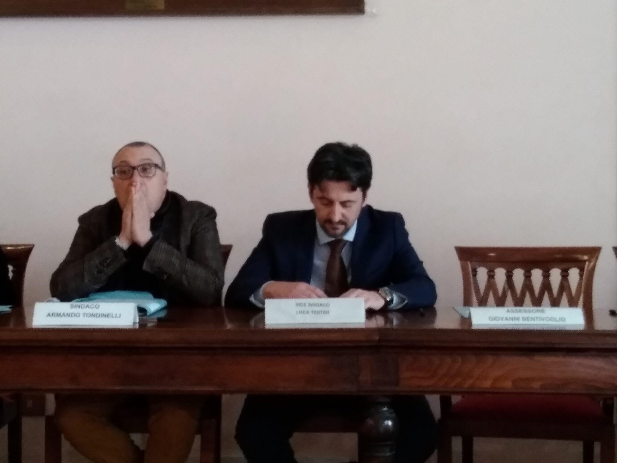 Bracciano Altro che Patto con Bracciano. Testini e Tondinelli compari già alla vigilia elettorale?