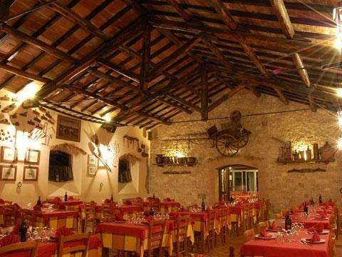 Fiumicino: Premio Speciale 2018 Italive all'Agriturismo Casale Del Castellaccio