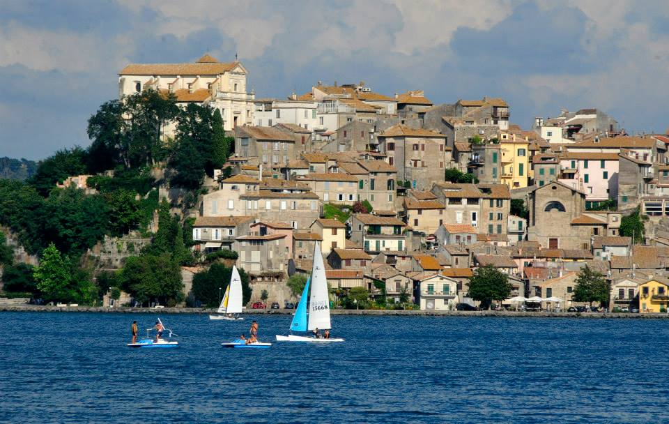 L'8 settembre Rifiuthlon on the Lake ad Anguillara