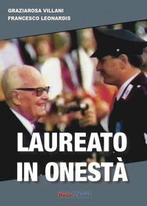 copertina del libro Laureato in onestà