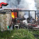 Trevignano: in fiamme un B&B. Salvi madre e figlio. Tempestivo intervento dei carabinieri