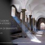 """I restauri delle Scuderie papali di Giulio II a Viterbo La """"resurrezione"""" di un'architettura di Bramante"""