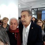 """L'arte di Pedro Cano alla Honos Art con """"Roma memoria presente"""". Lo stilista Roberto Capucci: """"E' un genio"""""""