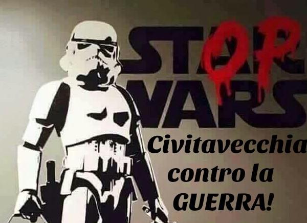 Potere al Popolo Civitavecchia – Lago di Bracciano: NO alla guerra in Siria. Presidio alle 19 nella città portuale