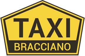 Bracciano TAXI logo