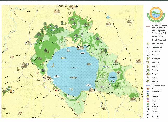 Approvate le controdeduzioni al Piano di Assetto del Parco. La soddisfazione del presidente Vittorio Lorenzetti