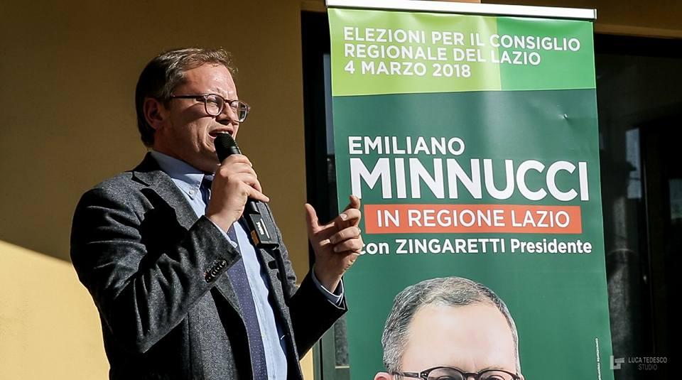 """Emiliano Minnucci: """"su Anguillara-Cesano facciamo presto"""""""