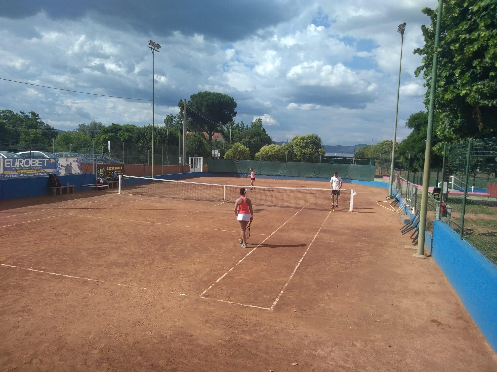 """Una passione targata Zugarelli: il 30 giugno 2018 """"25 anni di tennis sul lago di Bracciano"""""""