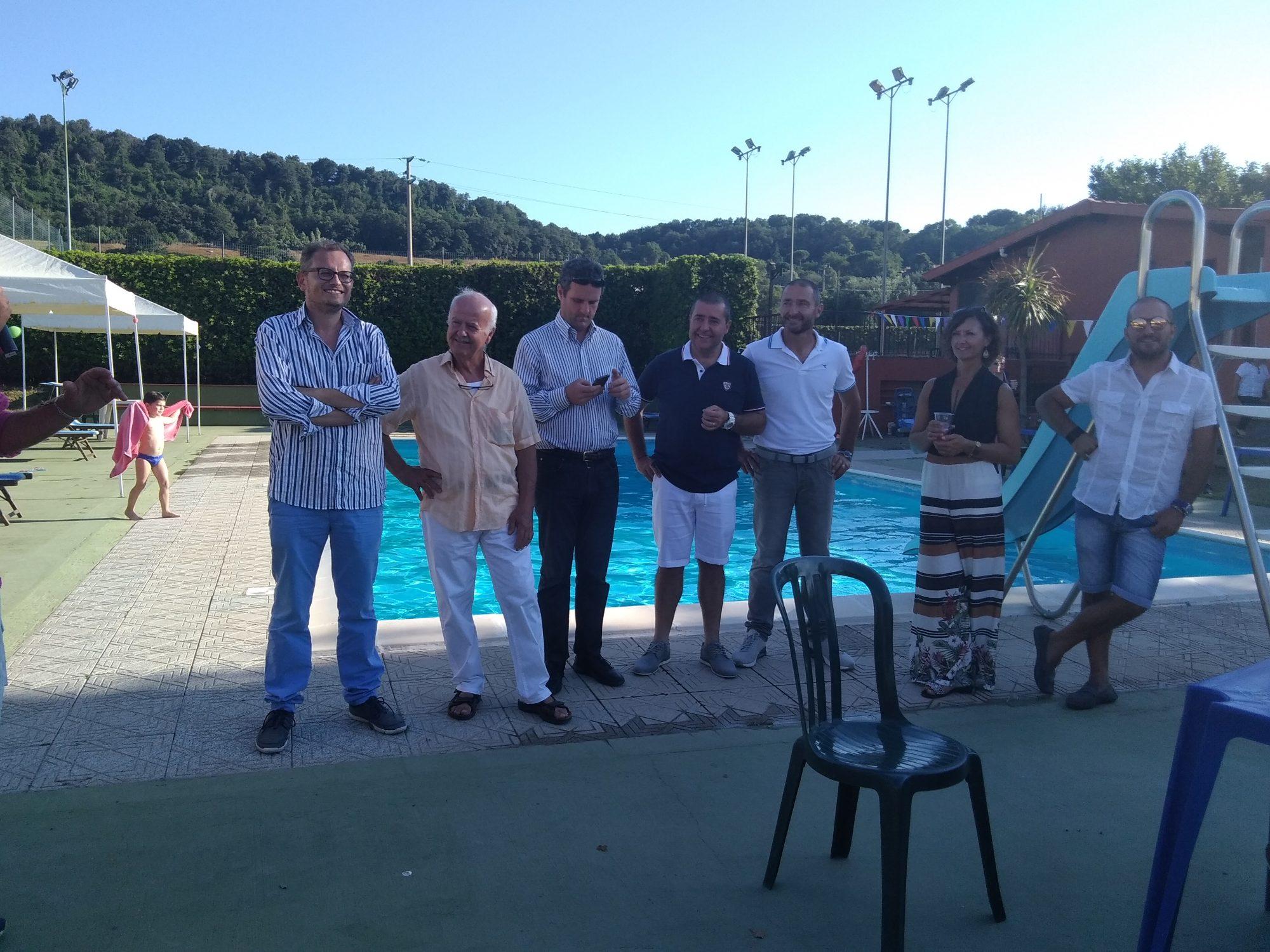 """ASD Tennis Club Vigna di Valle: celebrati i 25 anni. La """"squadra"""" di Carlo Zugarelli passione e dedizione da cinque lustri per il tennis"""