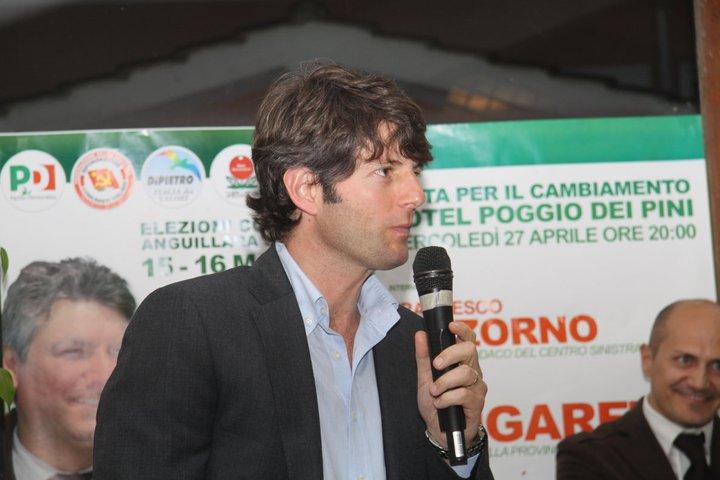 """Anguillara –  Silvio Bianchini dopo l'uscita di Fioroni dalla maggioranza si appella ai consiglieri: """"abbiate un sussulto di dignità"""""""