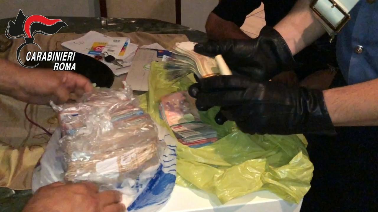 Roma: Arrestata famiglia Sterlicchio per usura ed estorsione. Contestato anche metodo mafioso