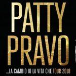 Patty Pravo domani in concerto a Manziana