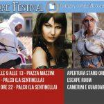 Oggi a Bracciano l'evento fantasy del Middle Lake Festival: cosplayers da tutta Italia. Il borgo si anima di elfi, fate e guerrieri