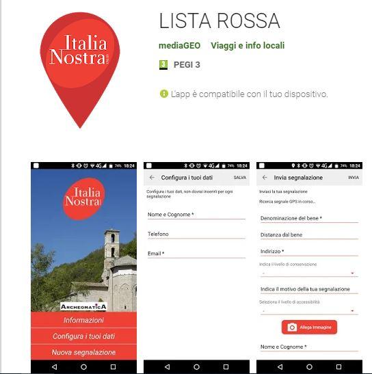 Lazio da salvare: Italia Nostra Lazio e i 17 beni della Lista Rossa da tutelare