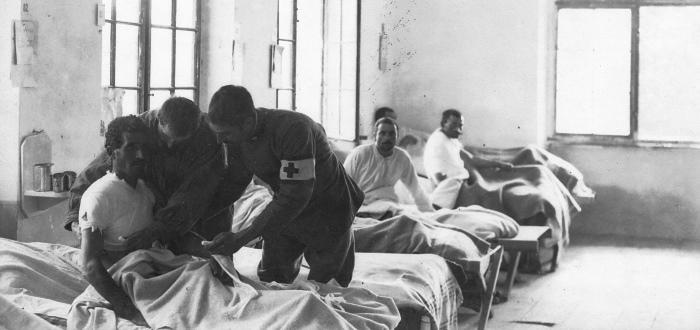 """Anguillara: Mostra """"Storia della Croce Rossa Italiana e della Sanità Militare durante la Prima Guerra Mondiale"""""""