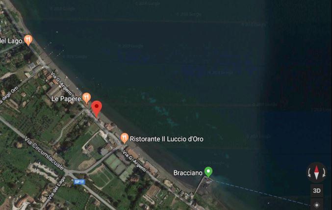 Lago – carabinieri denuciano 17 persone per presunte violazioni codice navigazione e testo unico edilizia in stabilimenti lungolago Argenti a Bracciano