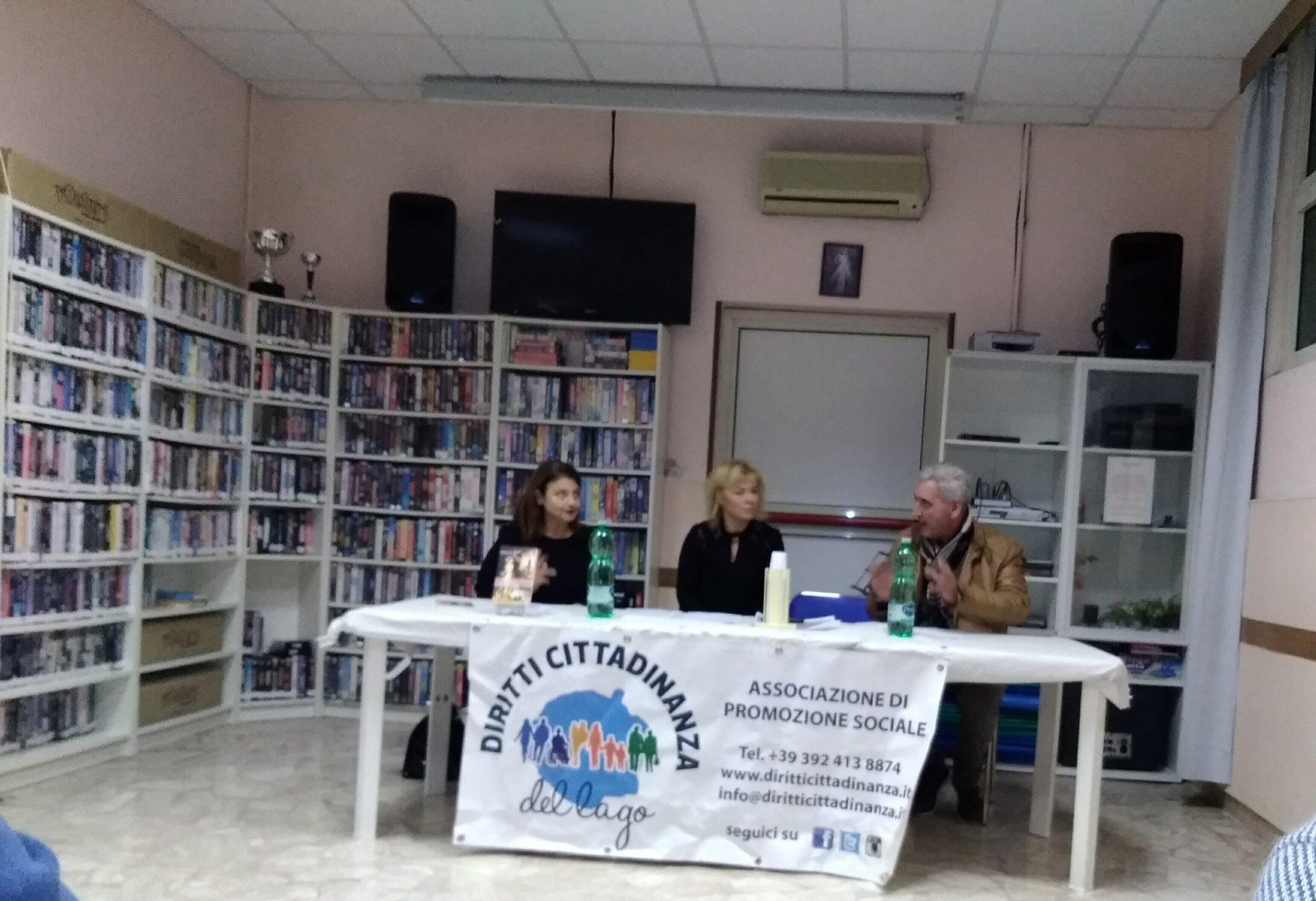 """Violenza sulle donne: ad Anguillara si è parlato anche della casa accoglienza di secondo livello """"Collina dei Venti"""""""