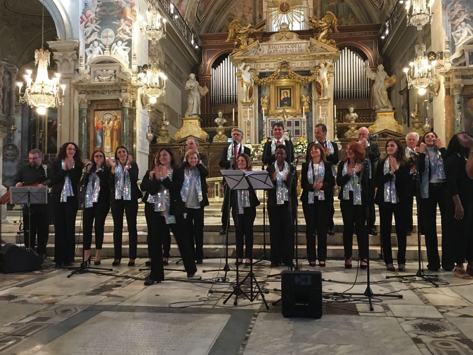 St John's Singer: al via stagione da cinque concerti