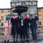 Contro la violenza sulle donne la mobilitazione della Rete studenti medi di Bracciano