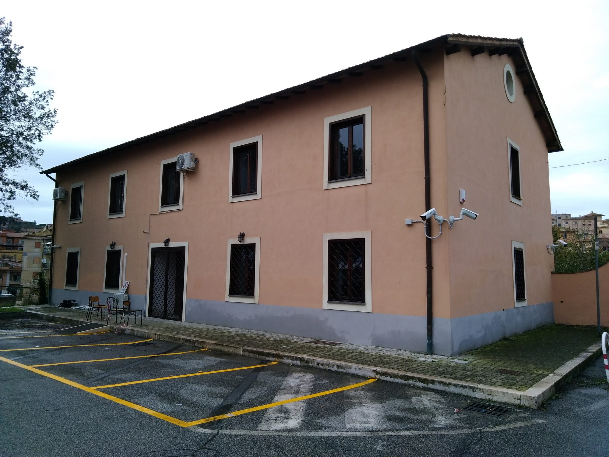 Università Agraria di Bracciano affitta una propria struttura come sede della Polizia provinciale