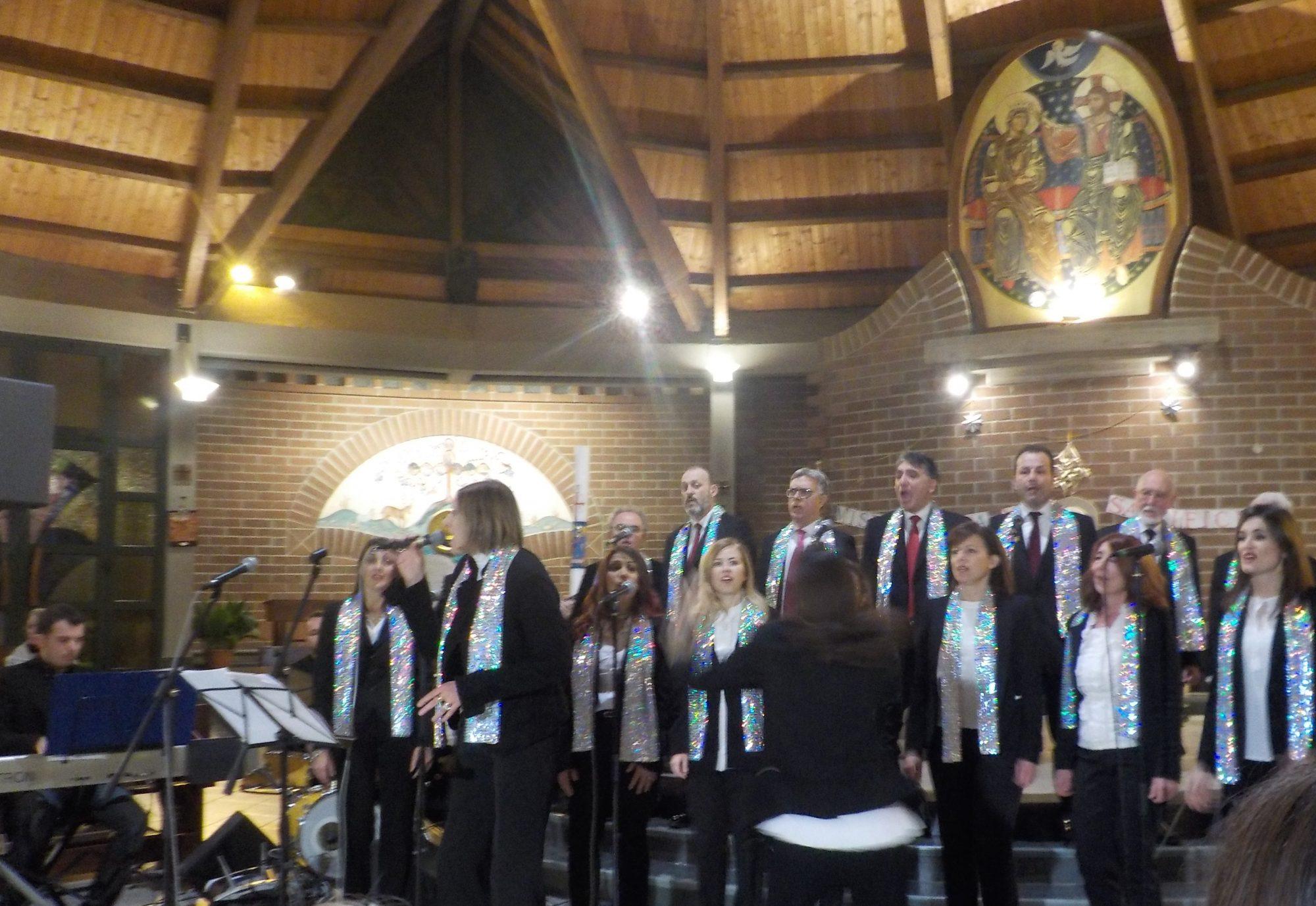 Grande gospel ieri ad Anguillara con il concerto dei St John's Singers
