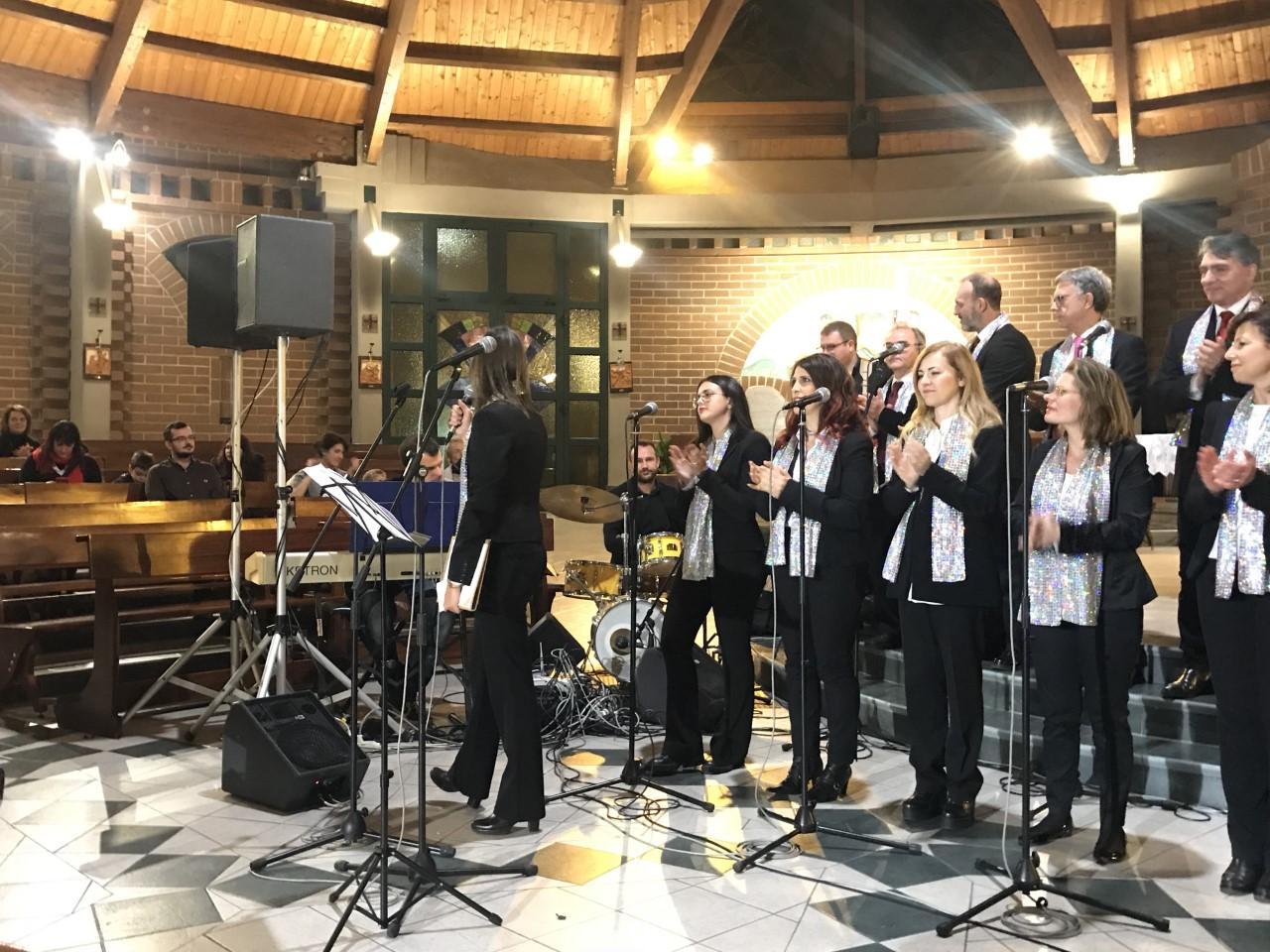 Incredibile emozione al concerto dei St John Singers il commento dell'amministrazione comunale