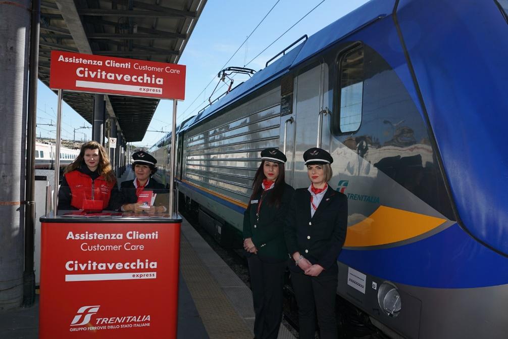 Nasce Civitavecchia Express