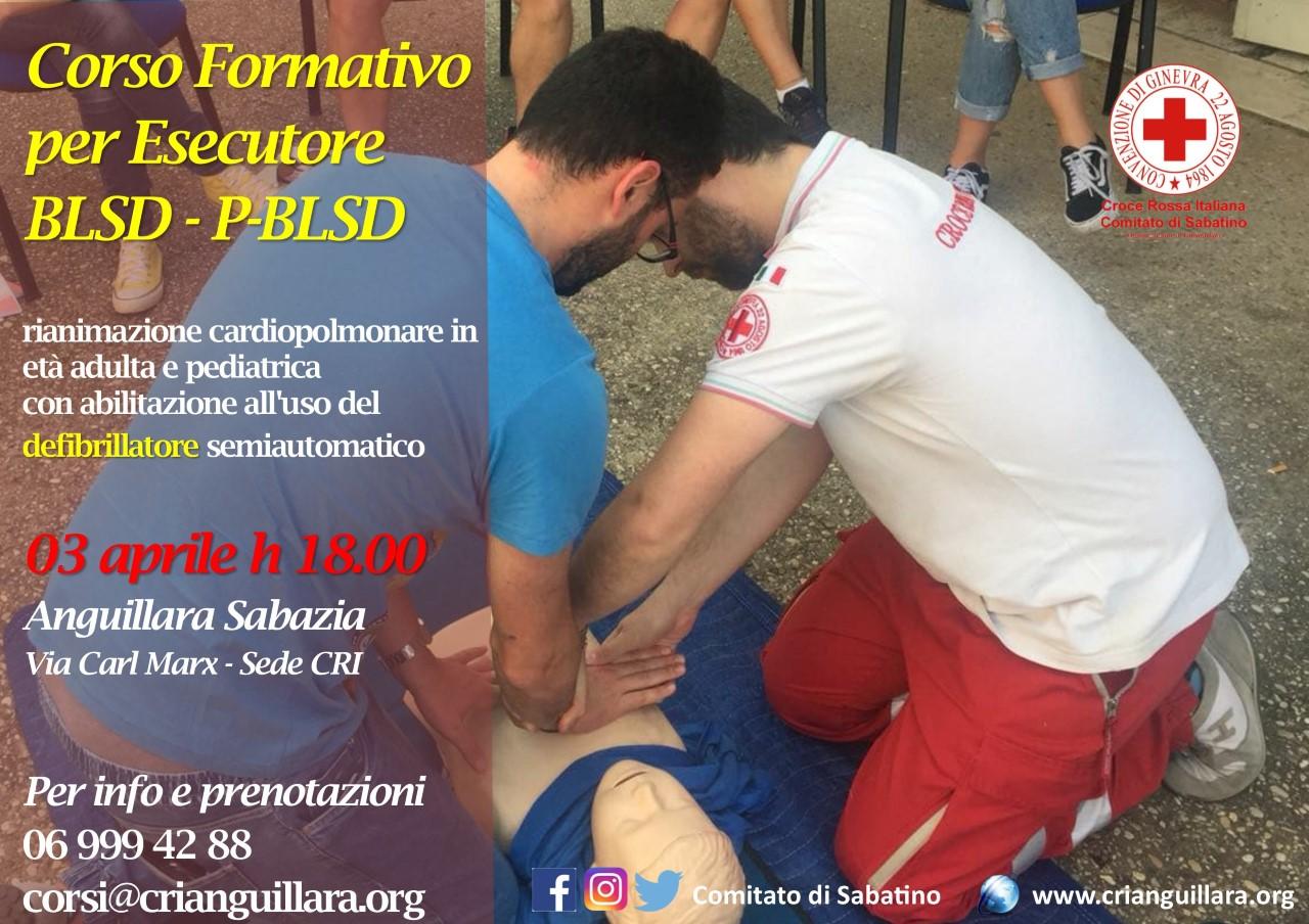 Comitato Sabatino Croce Rossa: corsi e raccolta sangue