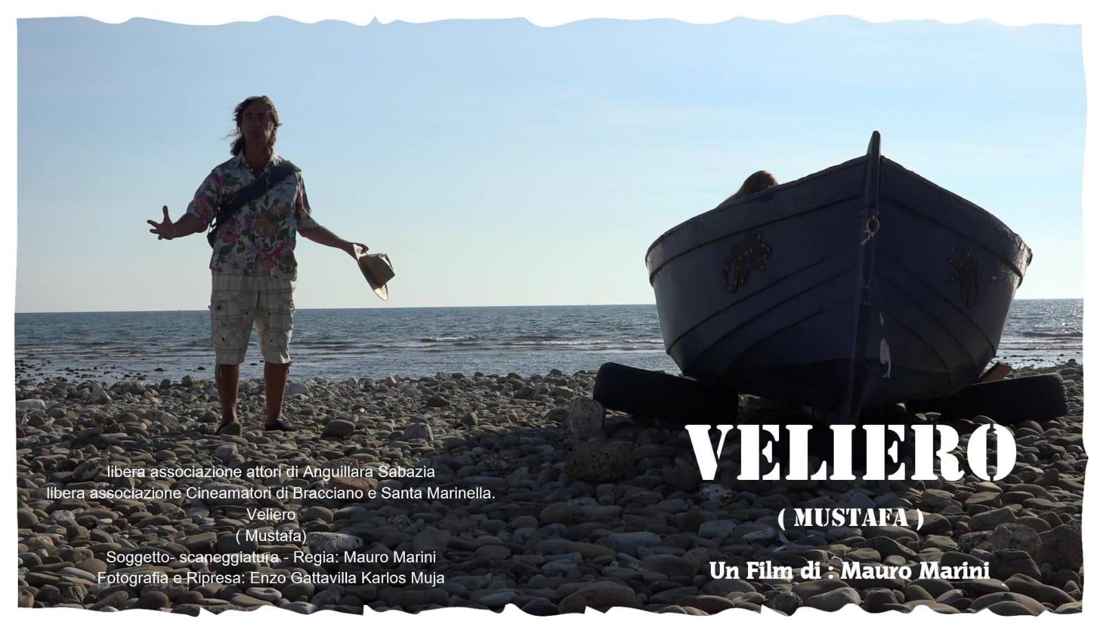 Il Veliero: film di Mauro Marini  il 31 marzo al Teatro Charles de Foucault di Bracciano