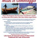 Anguillara il 18 maggio: Musei in Gemellaggio all'insegna della cultura lacustre