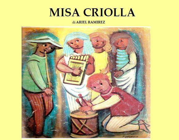 Anguillara: il 5 maggio Misa Criolla alla Collegiata