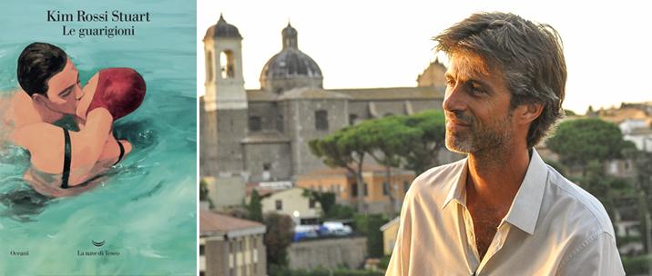 Tuscia Film Fest: Kim Rossi Stuart presentail suo libro d'esordio Le guarigioni