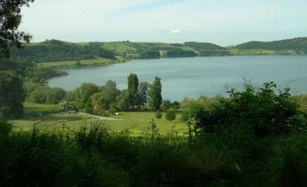 Lago di Martignano: sgomberati accampamenti abusivi. Anche un segnalato per droga