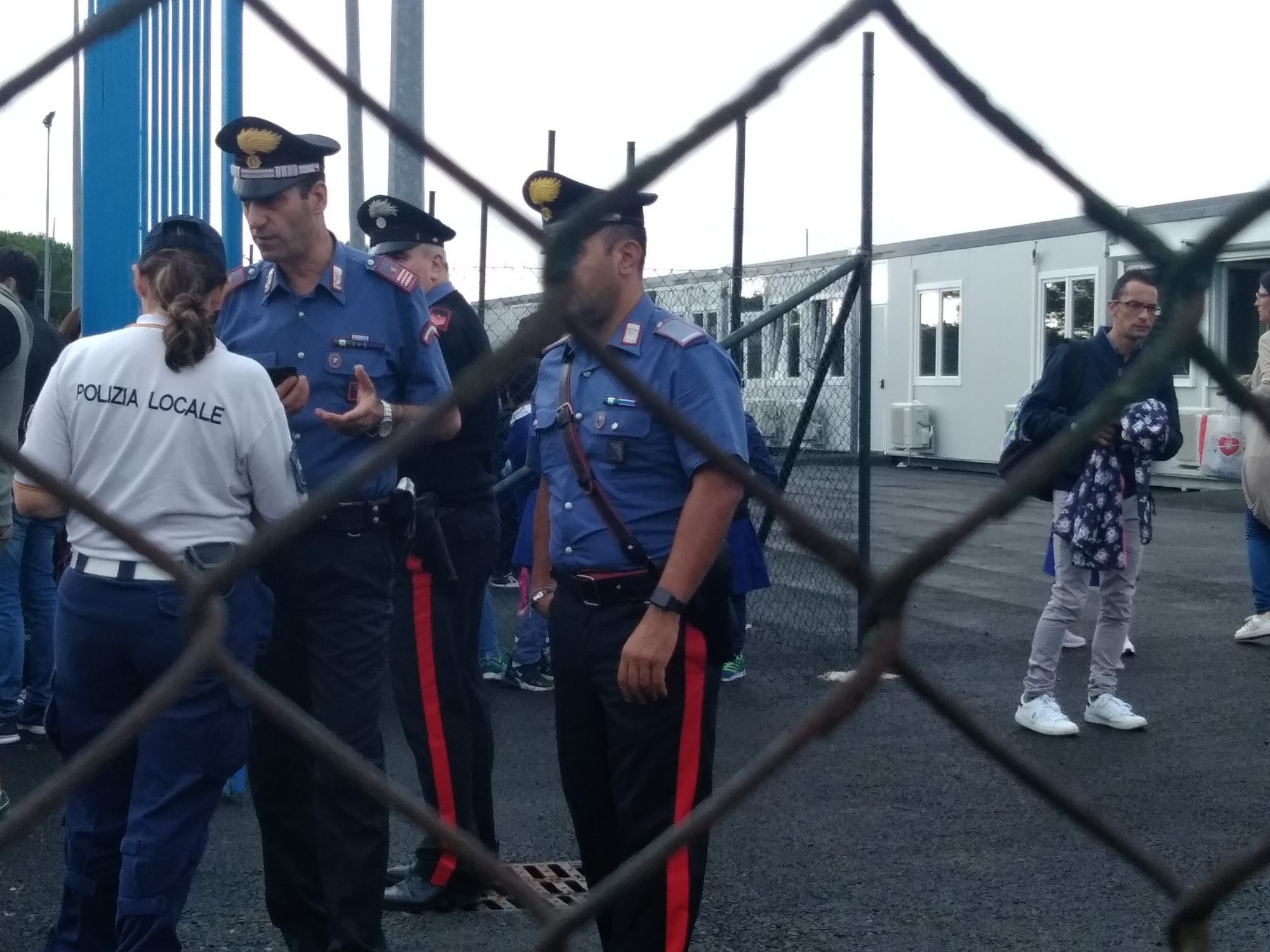 Anguillara – Negato diritto allo studio le aule prefabbricate sotto osservazione di carabinieri e Asl