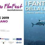"""Trevignano Film Fest 2019: dal 26 al 30 settembre proiezioni e dibattiti sul tema """"I fantasmi della Libertà"""""""