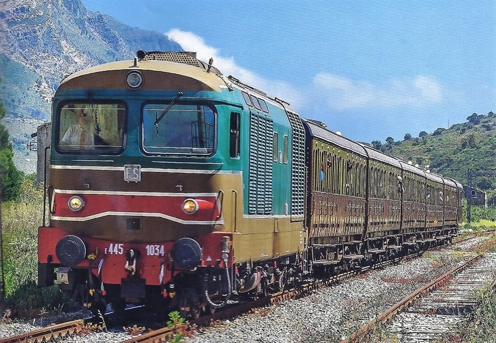 Il 13 ottobre Terra Tua vi porta col Treno Storico alla Sagra della Castagna di Manziana