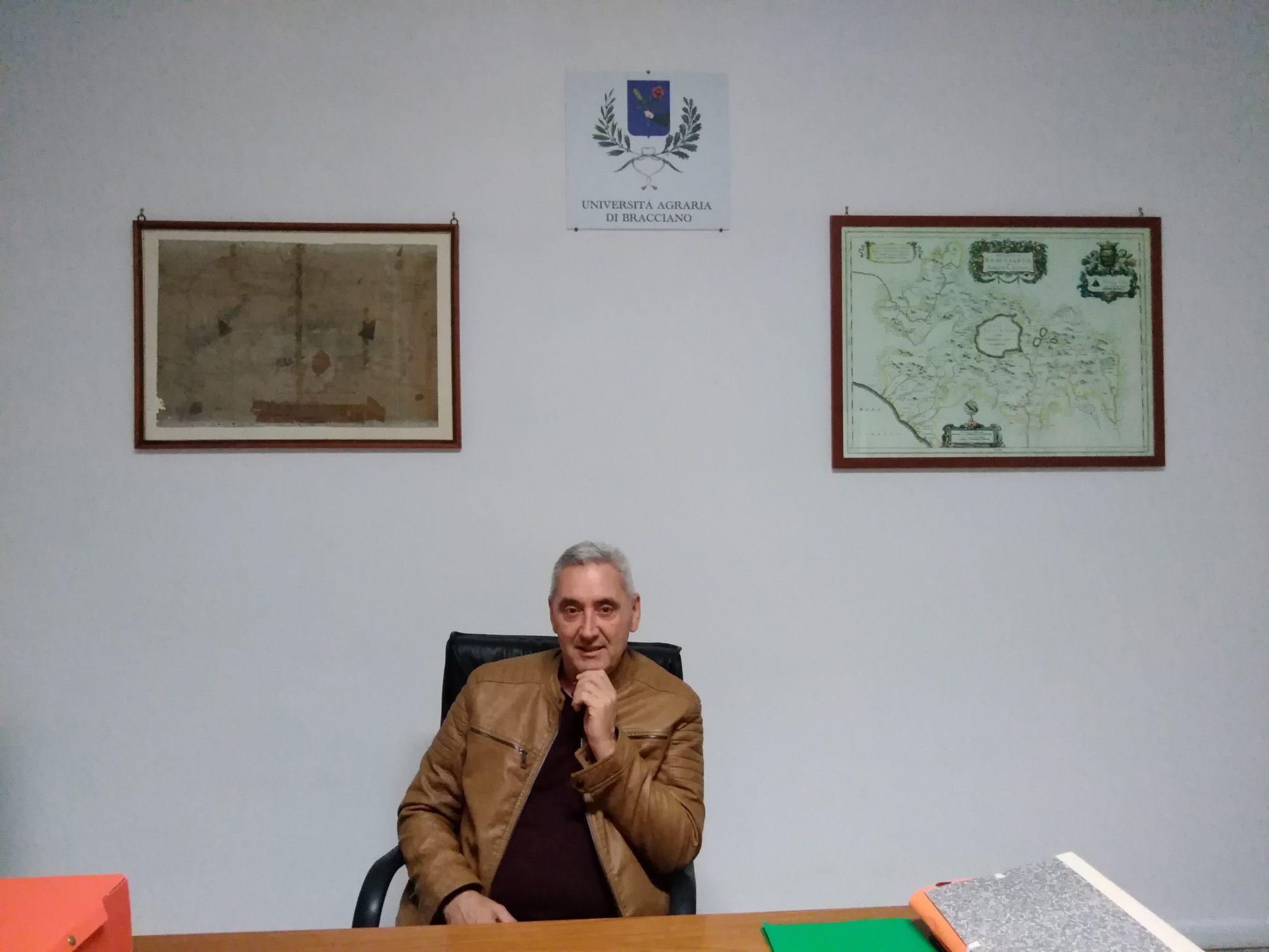 """Cupinoro – Parla Alberto Bergodi, presidente dell'Università Agraria: """"fondamentale il nostro ruolo per la presenza della commissione sul territorio"""""""
