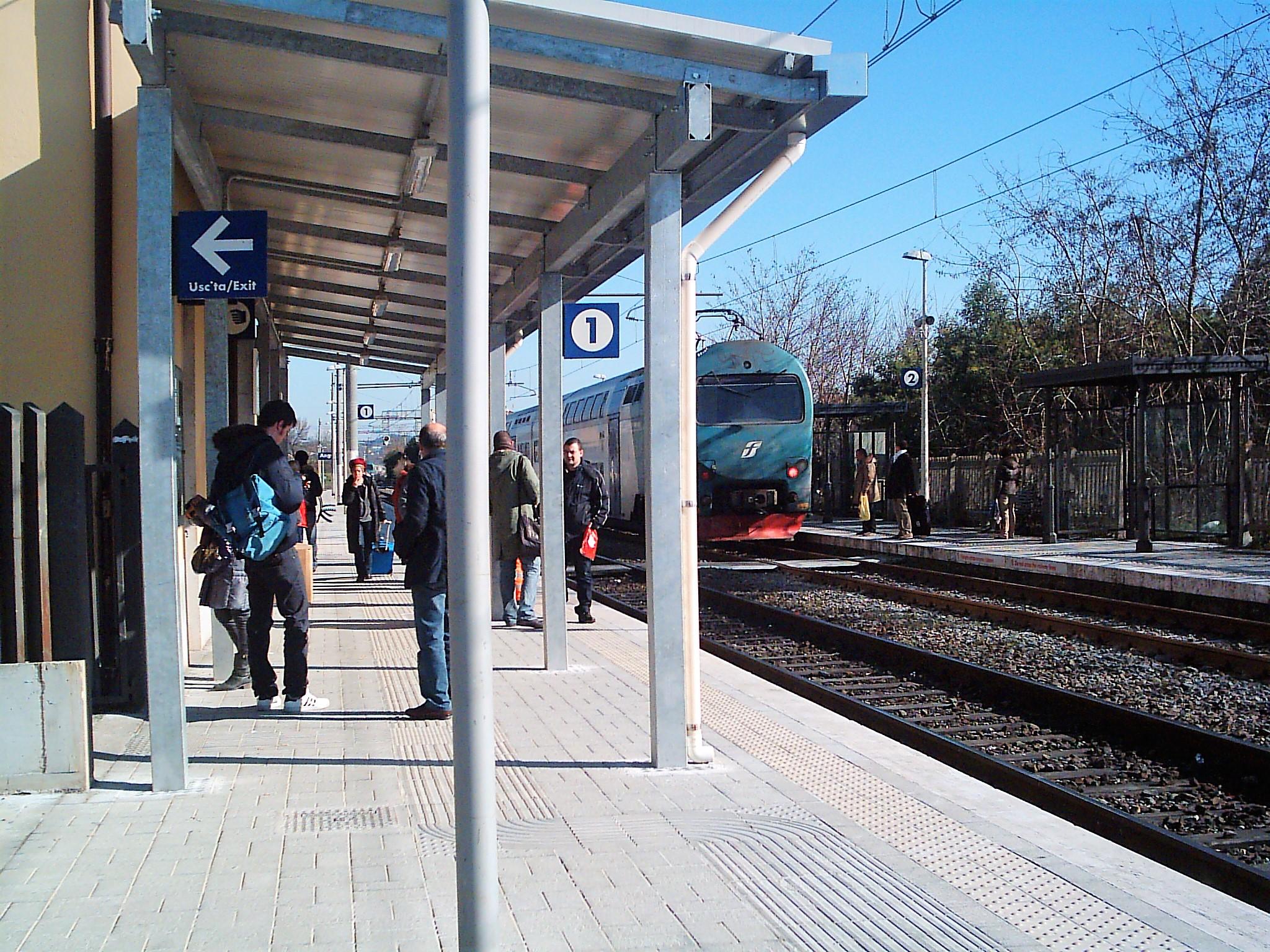 Ferrovia Roma-Bracciano-Viterbo: manutenzioni in corso lungo la linea