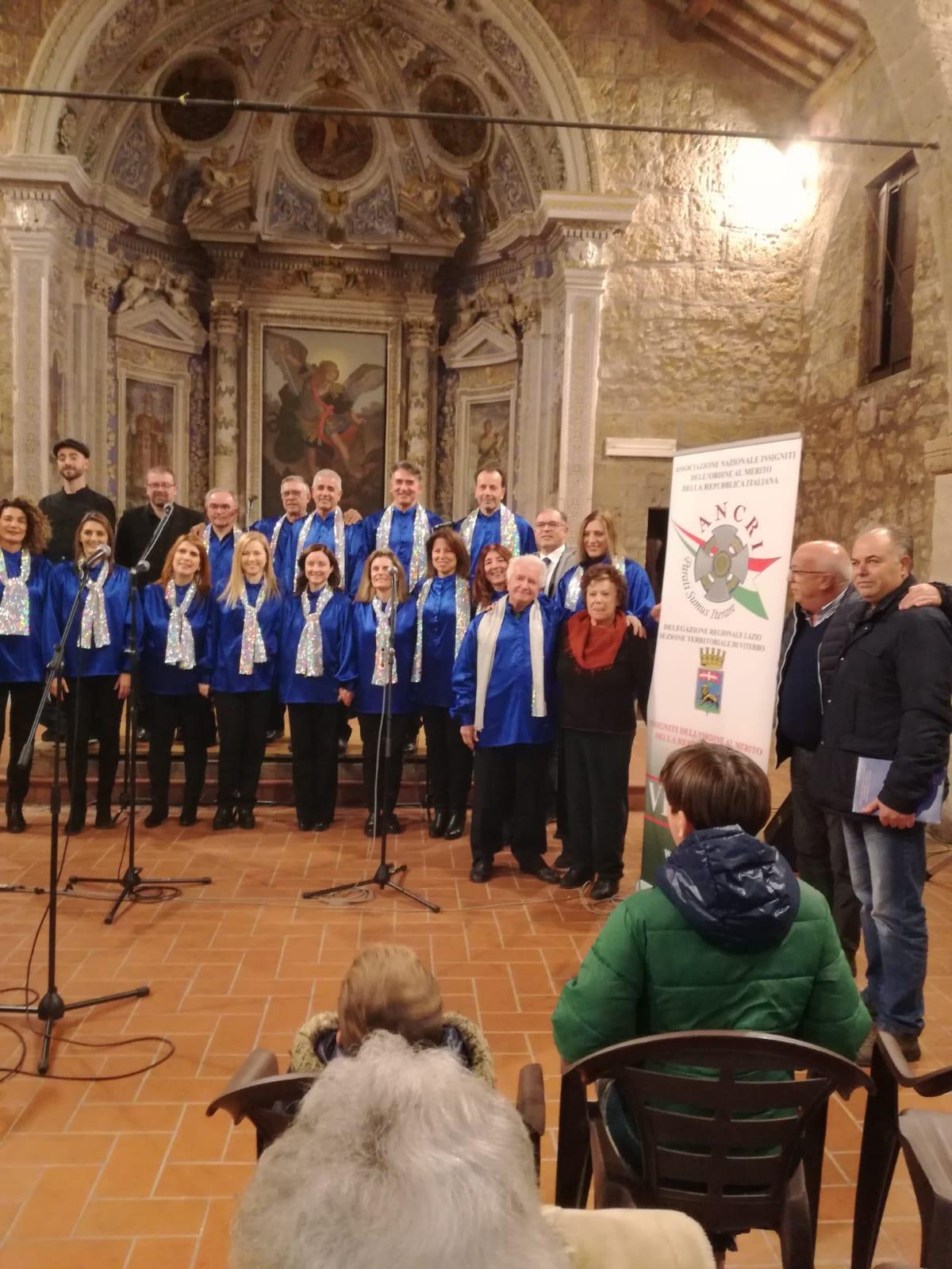 Il gospel dei St John's Singers a Capodanno a Manziana