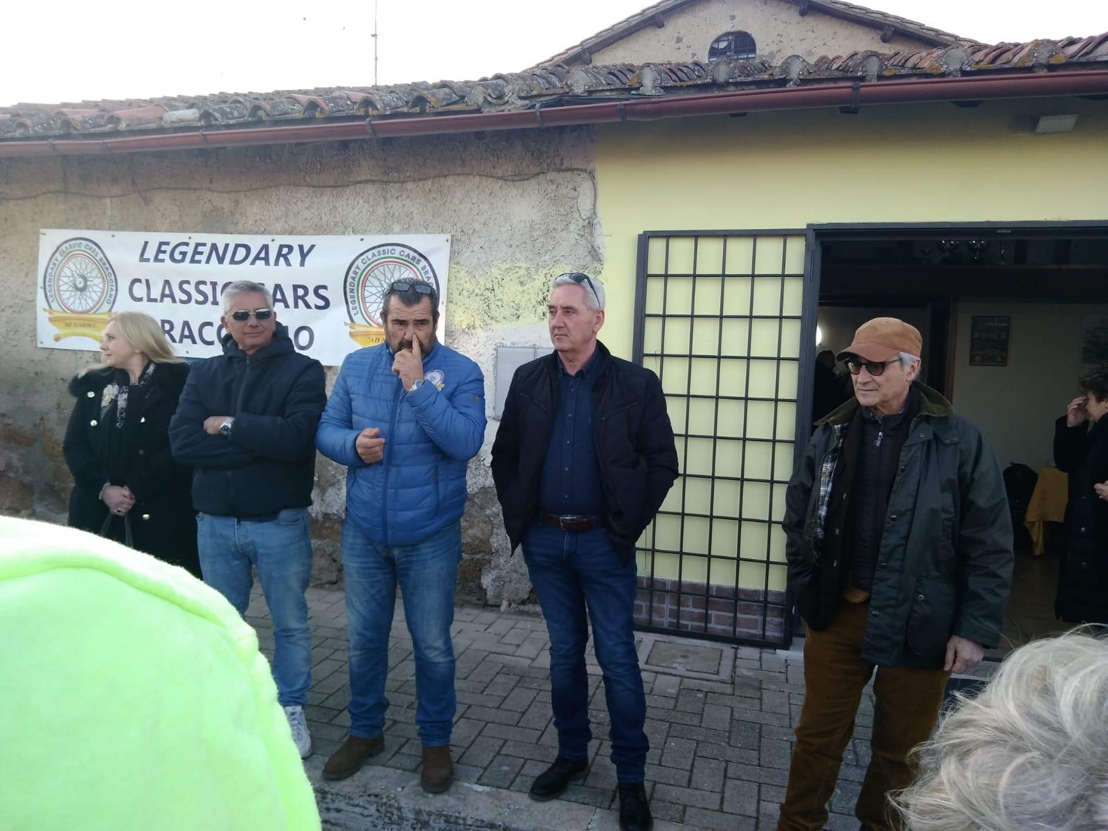Inaugurata la nuova sede del Legendary Classic Cars Bracciano