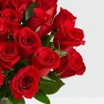San Valentino: piovono rose