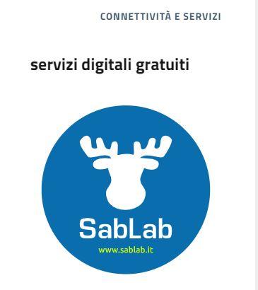 La Sablab di Anguillara aderisce a Solidarietà Digitale: servizi gratuiti al tempo del coronavirus