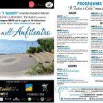 """Dal 4 luglio al 26 settembre """"Voci nell'anfiteatro"""", teatro di parola al tramonto sul lago ad Anguillara"""