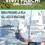 25 luglio: lo straordinario team del Planet Sail ancora in acqua per la promozione delle discipline sportive sul lago